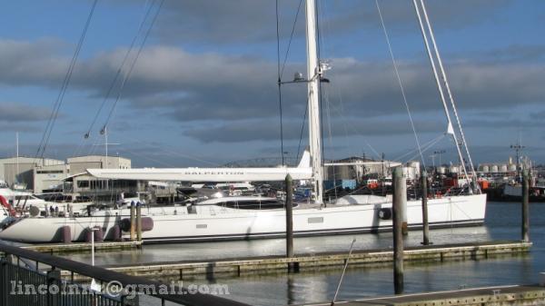 Salperton Yacht in Auckland