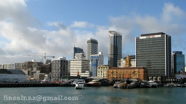 Auckland City Waterfront