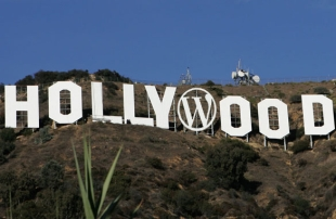 Wordpress à l'assaut d'Hollywood